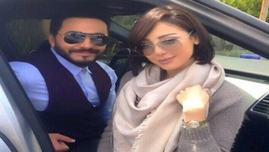 صورة أول تعليق لتامر حسني بعد إعلان زوجته خبر انفصالهما – صور
