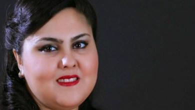 """صورة الفنانة عبير العابد تكشف تعرضها للنصب وتصرّح:""""مومو"""" سبب انفصالها عن خطيبها"""