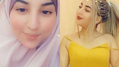 صورة بعد خلعها للحجاب.. ندى حاسي بجسد شبه عاري