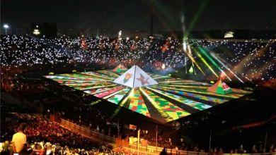 صورة مصر تصدم العالم بحفل افتتاح كأس أمم إفريقيا -فيديو