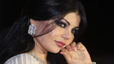 صورة هيفاء وهبي تعايد جمهورها بمناسبة عيد الفطر وتطلب منهم الدعاء