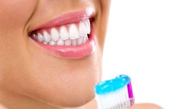صورة حيل تجميلية مذهلة بإستخدام معجون الأسنان