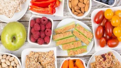صورة 4 وجبات خفيفة صحية صديقة للريجيم