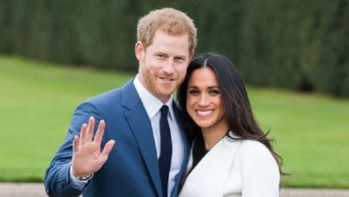 صورة هاري وميغان يُودّعان لقبهما الملكي