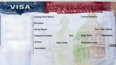 صورة للحصول على تأشيرة الولايات المتحدة الأمريكية.. 7 أمور لا يجب نشرها على حساباتك
