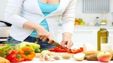 صورة وصفات سهلة لاتباع نظام غذائي صحي بعد العيد