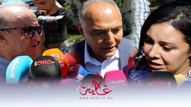 صورة أصدقاء أمينة رشيد في جنازتها: ضعنا فيها ونعم الأم- فيديو