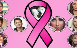 هكذا دعم مشاهير المغرب زوجة الفنان حاتم عمور بعد إصابتها بالسرطان