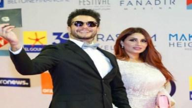 صورة أحمد الفيشاوي يهين زوجته في مهرجان الجونة والأخيرة تطلب الطلاق