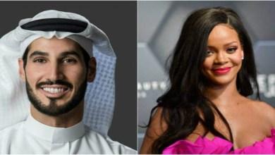 صورة بالصورة.. النجمة ريهانا حامل من حبيبها الميلياردير السعودي