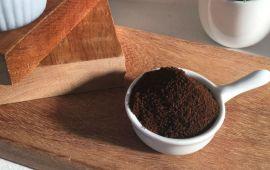 ماسك القهوة للتخلص من الهالات السوداء