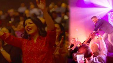 صورة ارتفاع ثمن التذاكر وجمهور خرافي.. حاتم عمور في أضخم حفلاته