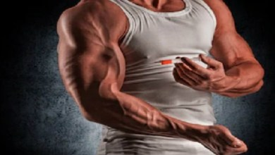صورة مكملات بناء الأجسام تهدد زوجك بالضعف الجنسي والعقم