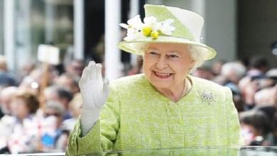صورة أمور لا يمكن القيام بها أمام الملكة إليزابيت