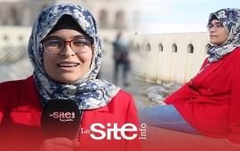 إيمان كريكران.. توجه رسالة للشباب المغاربة بعدما فقدت يدها في حادث طرامواي- فيديو