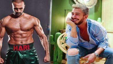 صورة سعد لمجرد يطالب بإعادة نزال بدر هاري