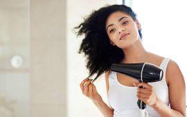نصائح لحماية شعرك من أضرار مجفف الشعر