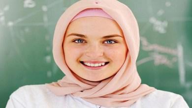 صورة 3 نصائح للمحجبات لتفادي تلف الشعر