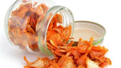 صورة 3 خلطات طبيعية بقشور البرتقال لعلاج ترهلات البشرة والشيخوخة المبكرة