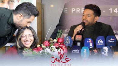 صورة محمد حماقي يكشف تفاصيل إصداره أغنية بالدارجة المغربية- فيديو