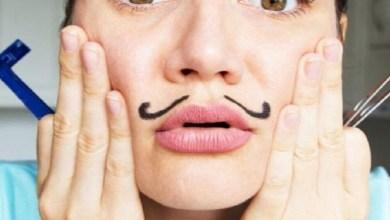 صورة 3 خلطات طبيعية تخلصك من الشعر الزائد بالوجه