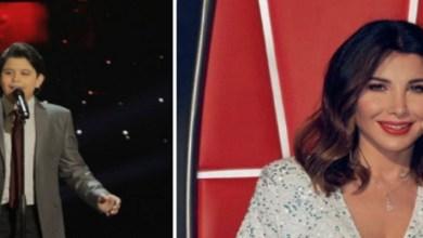 """صورة متسابق بفريق نانسي عجرم يخطف لقب """"ذا فويس كيدز"""" -فيديو"""