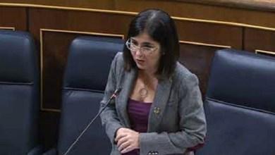 """صورة فيروس """"كورونا"""" يصيب وزيرة أخرى في الحكومة الإسبانية"""