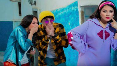 """صورة لأول مرة.. هند زيادي وزهير بهاوي يجتمعان في """"مجنونة"""""""