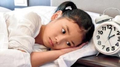 صورة اضطراب النوم عند الأطفال خلال الحجر الصحي.. الأسباب والعلاج