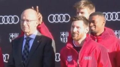 """صورة إصابة ثالثة بـ""""كورونا"""" ضمن نادي برشلونة الإسباني-صورة-"""