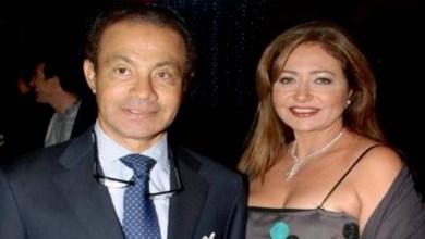 """صورة """"كورونا"""" تخطف زوج الفنانة المصرية ليلى علوي السابق – صورة"""