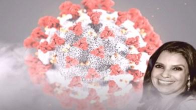 """صورة سلسلة """"كورونيات"""" لنعمان لحلو تعيد ماجدة اليحياوي للواجهة -فيديو"""