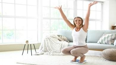 صورة 5 خطوات لإنقاص الوزن الزائد خلال فترة الحجر الصحي