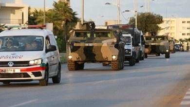 """صورة وزارة الداخلية تمنع """"التنقل الليلي"""" في رمضان"""