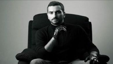 صورة محمد الشرنوبي غاضب!