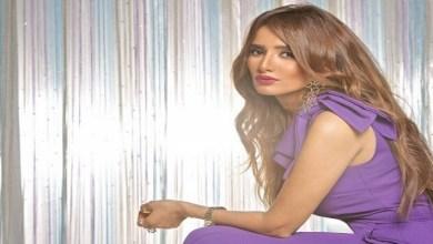 صورة بسبب قصة انفصال تامر حسني وبسمة بوسيل.. الممثلة زينة تحرج صحفي – فيديو