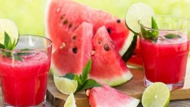 صورة عصير البطيخ في رمضان.. فوائده وطريقة تحضيره