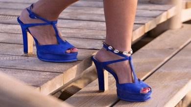 صورة أحدث موديلات الأحذية لصيف 2020 -صور