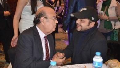صورة محمد هنيدي يكشف سبب عدم حضوره لجنازة حسن حسني – صورة