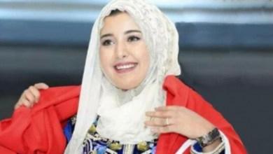 """صورة مجهولون يهددون ملكة جمال المحجبات بـ""""القتل"""""""