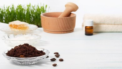 صورة تخلصي من الشعر المتقصف بوصفات طبيعية من مطبخك