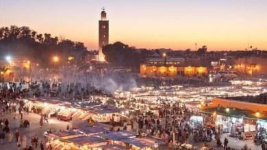 """صورة رسميا.. مدينة مراكش تستقبل أول فوج سياحي أجنبي في زمن """"كورونا"""""""