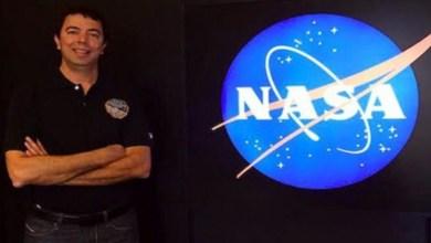 """صورة رفقة وكالة """"ناسا"""".. مغربي يبحث عن الحياة في المريخ"""