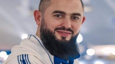 صورة رضوان بن عبد السلام يوجه رسالة لرضوى الشربيني