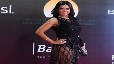 صورة بعد تحويلها للمحاكمة.. رانيا يوسف تعتذر!!