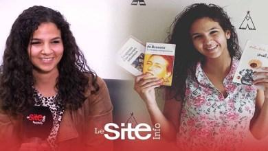 """صورة سكينة بوزيان.. طبيبة تتقاسم مع المغاربة شغفها وحبها للقراءة عبر """"أنستغرام"""" -فيديو"""