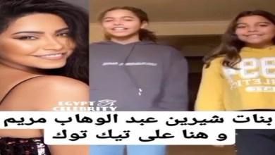 صورة إبنتا شيرين عبد الوهاب تشعلان منصات التواصل الاجتماعية