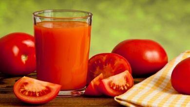 صورة فوائد مذهلة لعصير الطماطم .. هذا ما يفعله بالجسم عند تناوله على الريق وقبل النوم