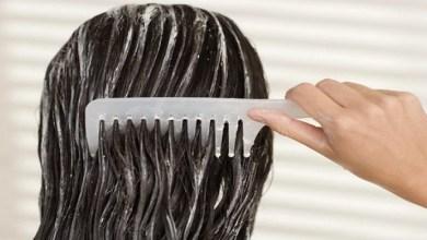 صورة بديل الكيراتين لعلاج الشعر المتضرر
