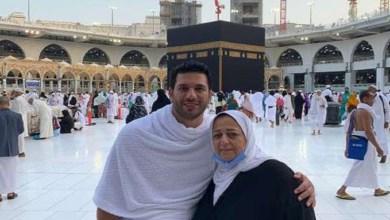 صورة بكلمات مؤثرة.. حسن الرداد يوجه رسالة لوالدته الراحلة -صورة